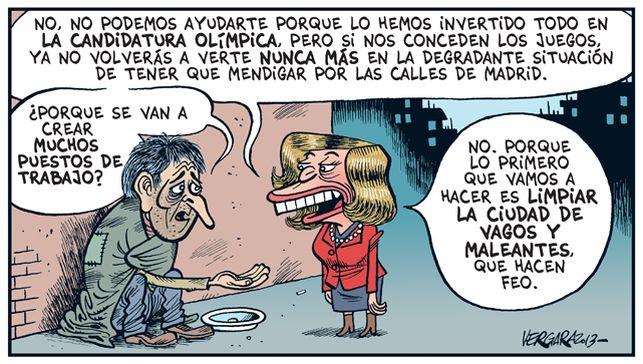 Viñeta de Bernardo Vergara para eldiario.es