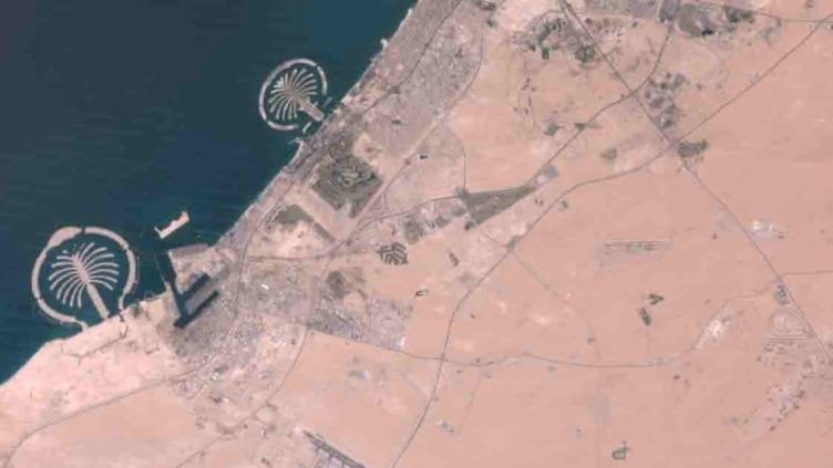 Imagen de Dubai en la actualidad.