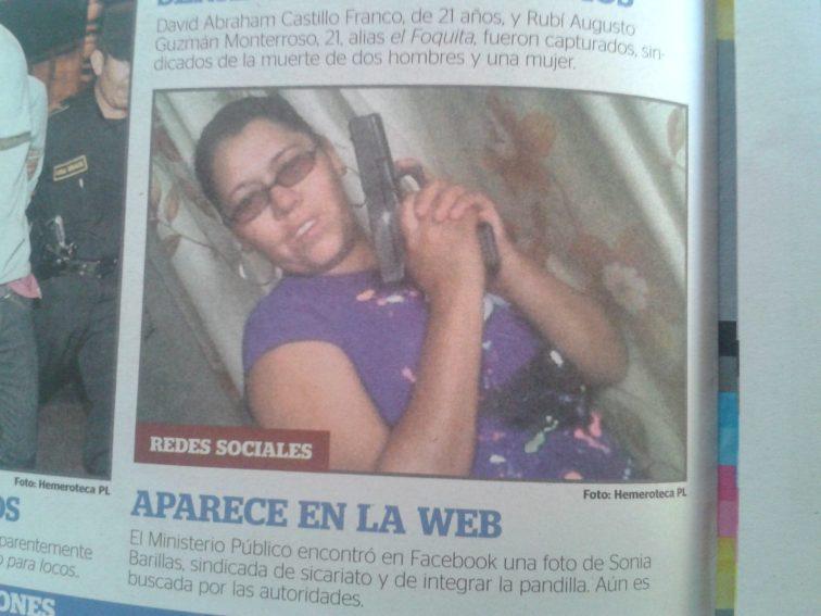 """No es """"La gorda"""" de Antigua, pero el caso es que este tipo de noticias son cotidianas"""