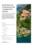 Estrategia de marketing y comunicación online