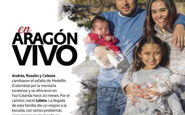 El Gobierno de Aragón forma parte de la red europea MATILDE, que mide el impacto de la migración en el entorno rural.